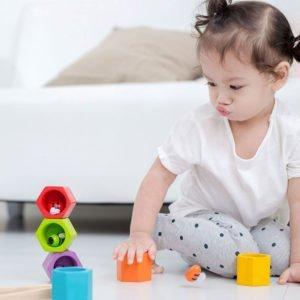 Κυψέλες κινητικότητας Plan Toys 4125