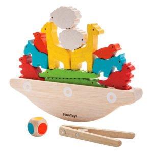 Βάρκα ισορροπίας Plan Toys 5136