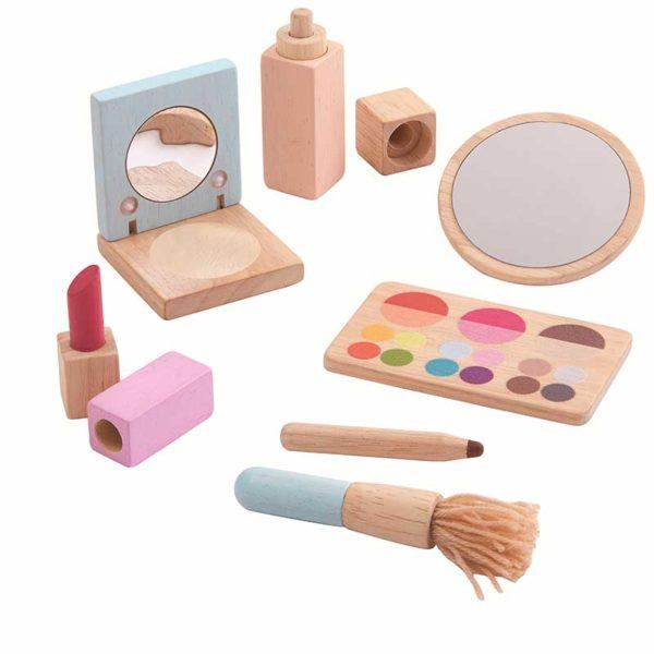 Σετ make up Plan Toys 3487 - Εκπαιδευτικά-οικολογικά ξύλινα παιχνίδια