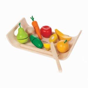 Φρούτα-λαχανικά Plan Toys 3416