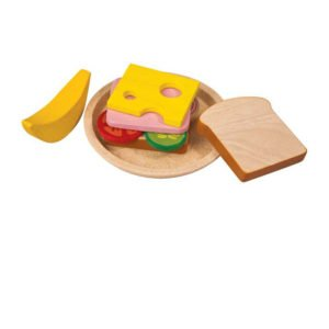 Γεύμα με sandwich Plan Toys 3464