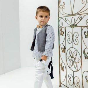 Βαπτιστικό κοστούμι για αγόρια | Radu RΒ607