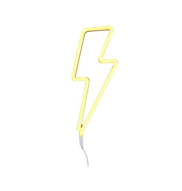 Φωτιστικό neon bolt A Little Lovely Company LTNE042