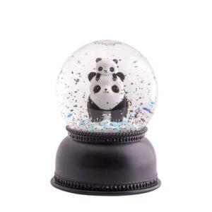 Φωτιζόμενη χιονόμπαλα panda A Little Lovely Company SGPABL02
