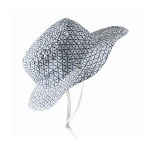 Βρεφικό αντηλιακό καπέλο KiETLA 2 όψεων anti-UV UPF 50+