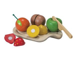 Φρούτα με δίσκο Plan Toys 3600