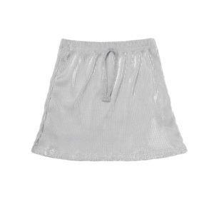 Παιδική φούστα μεταλιζέ Prod 62043 για κορίτσια έως 16 ετών