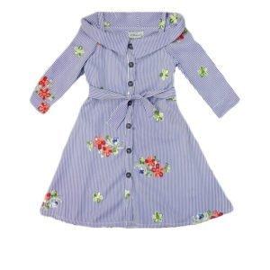 Παιδικό φόρεμα με τιράντες Glous B26 για κορίτσια 6 έως 16 ετών