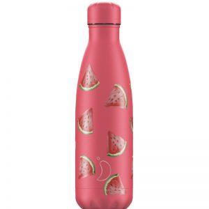 Ισοθερμικό μπουκάλι Chilly's watermelon 500ml 200356