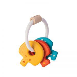 Κουδουνίστρα κλειδιά Plan Toys 5217
