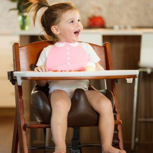 Σαλιάρα σιλικόνης Baby Bib peter pan 70121 με θήκη και υπέροχο σχέδιο