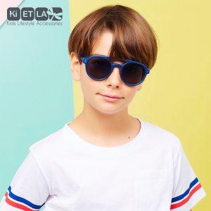 Γυαλιά ηλίου KiETLA 6-9 ετών CraZyg-Zag SUN Rozz Blue