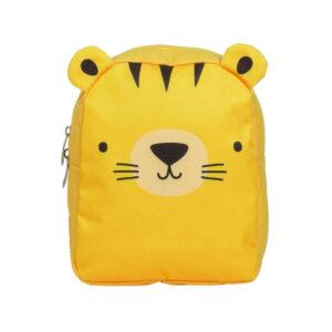 Μικρό σακίδιο πλάτης Α Little Lovely Company Tiger BPTIYE31