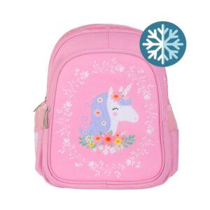 Τσάντα πλάτης με ισοθερμική θήκη A Little Lovely Company BPUNPI42
