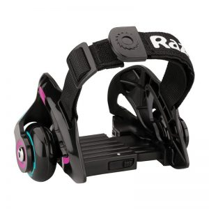Rollers με σπινθήρα Razor purple RZR25073250