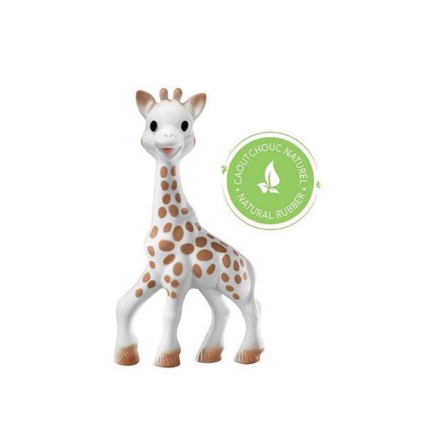 Σετ δώρου Sophie la girafe μια φορά & έναν καιρό S010324