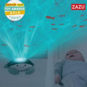 Βρεφικός προβολέας Zazu cody με λευκούς ήχους & κινούμενα ψαράκια ZA-CODY-01