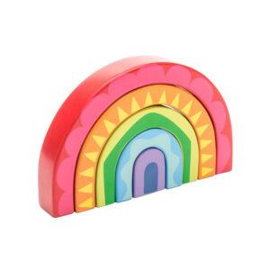 Ουράνιο τόξο τούνελ Le Toy Van