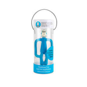 Μασητικό Μatchstick Monkey Teething Toy blue 240102