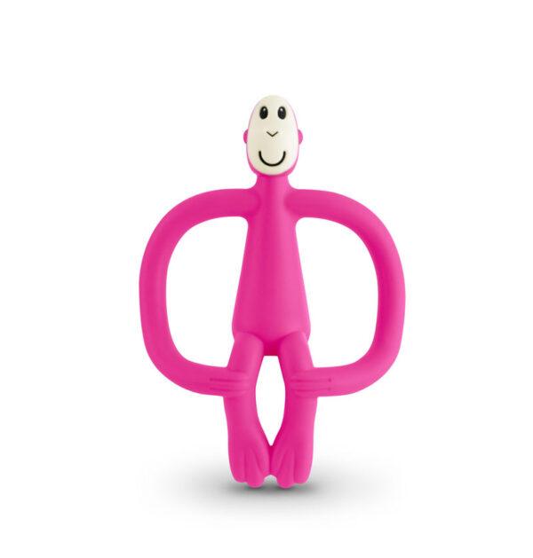 Μασητικό Μatchstick Monkey Teething Toy pink 240103