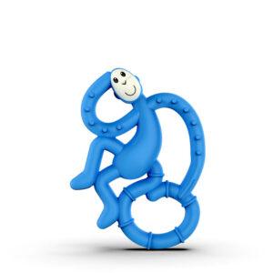Μασητικό Μatchstick Monkey Mini Teether blue 240302