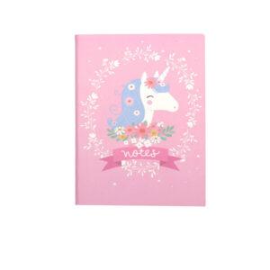 Σημειωματάριο Α5 A little lovely company unicorn STNBLU03