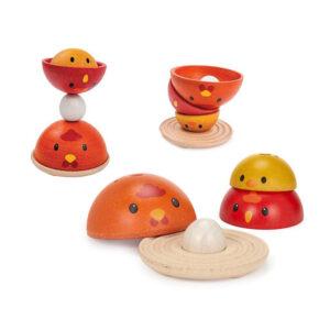 Κοτοπουλάκι Plan Toys 5695