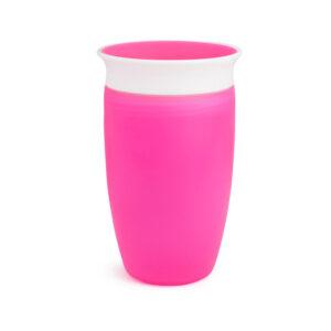 Εκπαιδευτικό ποτήρι Munchkin Miracle sippy cup 296ml pink 11029
