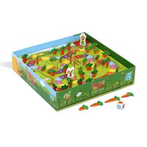 Επιτραπέζια παιχνίδια Zito! Happy bunny ποιος έφαγε τα καρότα