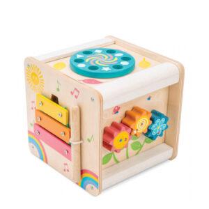 Πολυδιάστατος κύβος δραστηριοτήτων Le Toy Van pl105