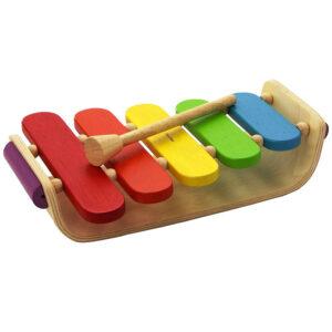 Μουσικό όργανο ξυλόφωνο Plan Toys 6405