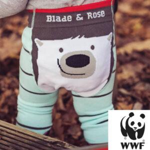 Κολάν Blade & Rose polar bear