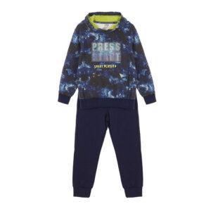 Παιδική φόρμα 3d Sprint 22081524 για αγόρια 6 έως 16 ετών