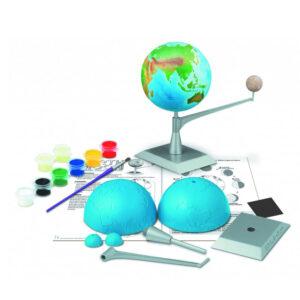 Επιτραπέζιο 3d Κατασκευή γη-σελήνη 4M Toys 4m0012 8Ε+
