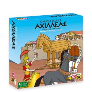 Επιτραπέζιο παιχνίδι Αχιλλέας Ο πόλεμος στην Τροία 50/50 Games 505202