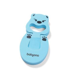 Προστατευτικό για πόρτες/σφήνα BabyOno αρκουδάκι bn947/02