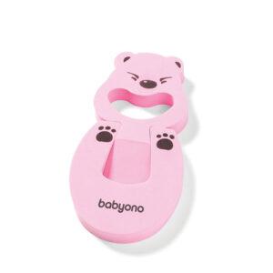 Προστατευτικό για πόρτες/σφήνα BabyOno αρκουδάκι bn947/01