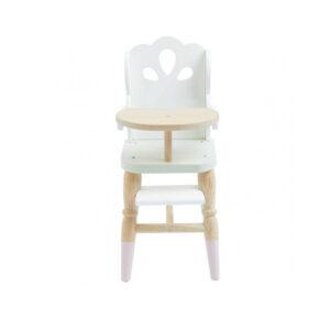 Ξύλινη καρέκλα κούκλας Le Toy Van tv601 για την μικρή σου φίλη!