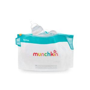 6 σακούλες αποστείρωσης Munchkin latch 11741