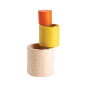 Κύλινδροι σε φωλίτσα Plan Toys 5376 Montessori