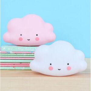 Φωτάκι νυκτός cloud A Little Lovely Company για παιδικό δωμάτιο