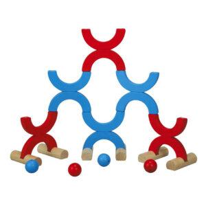 Παιχνίδι δραστηριοτήτων με μπάλες Plan Toys 4124 4Ε+