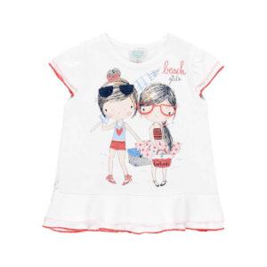 Μπλούζα μακό Boboli 212128