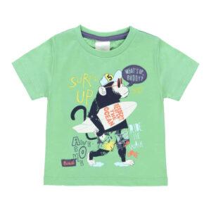 Βρεφική μπλούζα μακό Boboli 342065