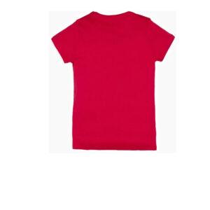 Παιδική μπλούζα Guess girl J73I56K5M20 κόκκινο για κορίτσια