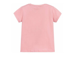 Μπλούζα Guess mini girl K73I56K5M20 ροζ παλ