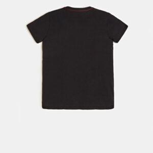 Παιδική μπλούζα Guess junior unisex L73I55K5M20 μαύρο