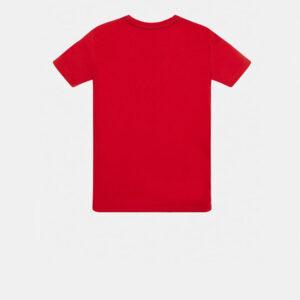 Παιδική μπλούζα Guess junior boy L73I55K5M20 κόκκινο για αγόρια