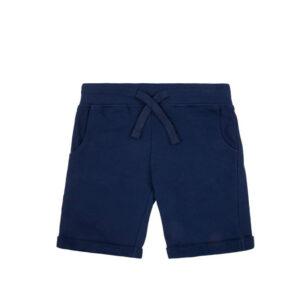 Βερμούδα φούτερ Guess mini boy N93Q18K5WK0 μπλε
