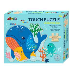 Ξύλινο puzzle Avenir sea 60611 3E+